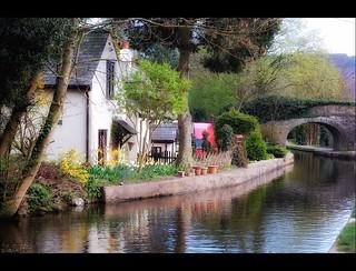 Llangollen-Canal.