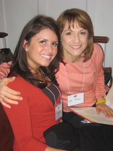 Kelly Torrico & Lisa Torrico