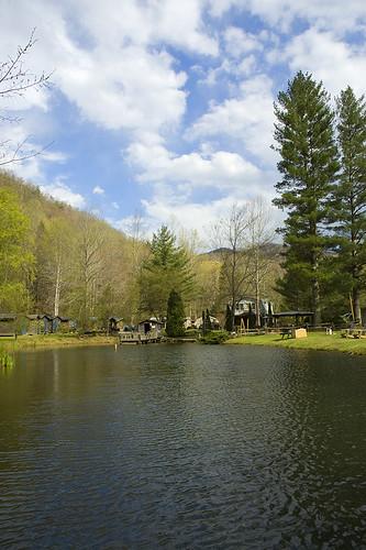 Campground Pond