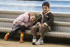 6981 (kees hoogeveen) Tags: amsterdam children kinderen fair zeeburg kermis buurt indische