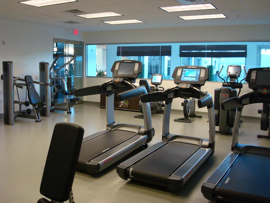Lifefitness exercise equipment