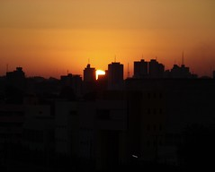 Por do Sol (hidalgojose1977) Tags: crepusculo
