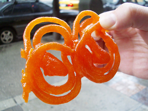 jalebi from curry in a hurry