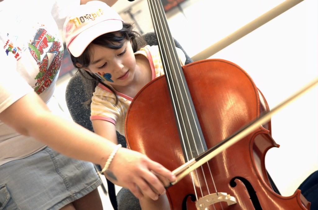 'Cello Beginner