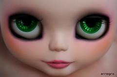Emerald Eyes for Mom