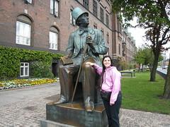 Hans et moi