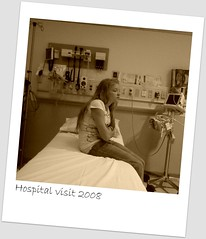 Hospital Visit 2008 (Mommyof4Ruggies) Tags: hospital child daughter ill sick alana epilepsy