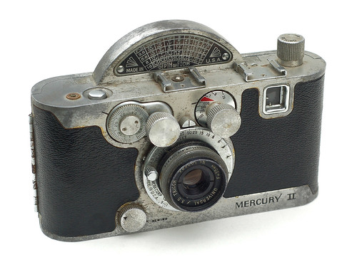 Universal Camera: Mercury II (Mod CX) Price Guide: estimate a ...