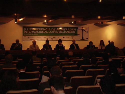 V Conferência de Arbitragem Internacional do Rio de Janeiro