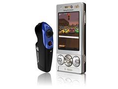 Sony Ericsson W705 Zeemote JS1 Fast & Furious