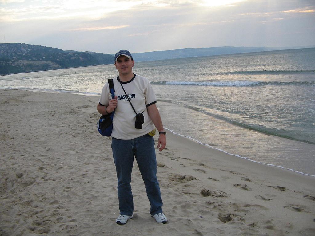 Черното море на изгрејцонце