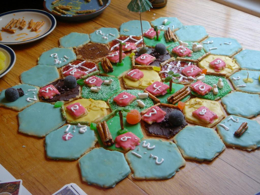 Cookies of Catan