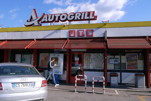 Autogrill in Italy 2