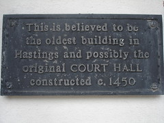 Photo of Grey plaque № 1229
