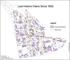 buildings lost since 1930 (by: Danny Klingler via OTR Foundation)