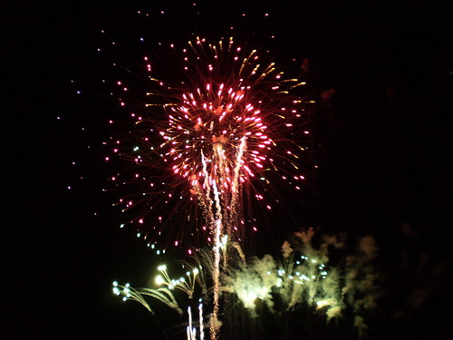 Blue Rocks Fireworks D