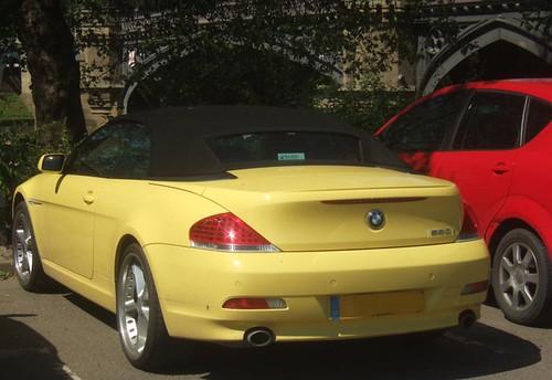 YELLOW - BMW