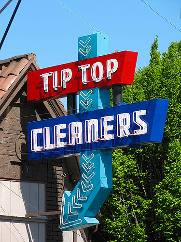 Tip Top Cleaners - Portland, Oregon