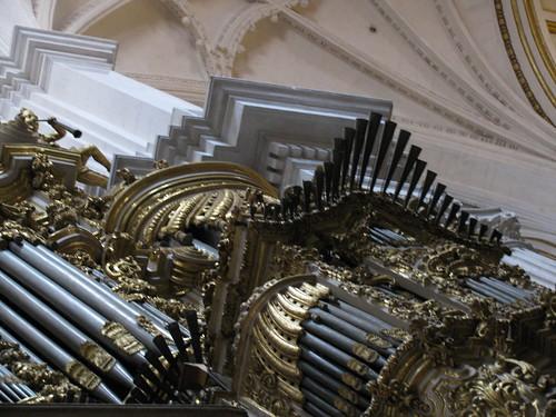 Organ, Granada