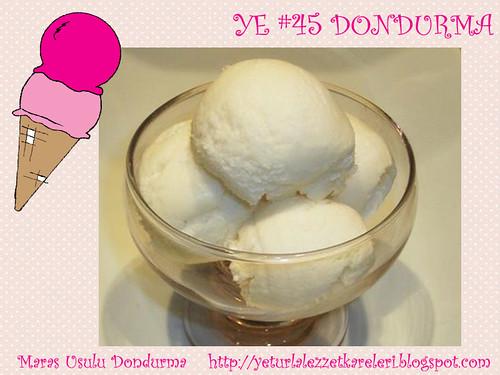 Maras Dondurmasi - Yeturla Lezzet Kareleri