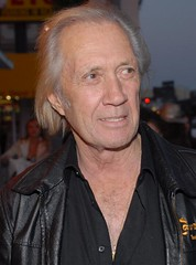 actor David Carradine