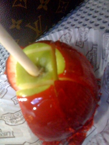 candy apple :)