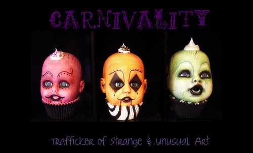 Creepy Cupcake Kids