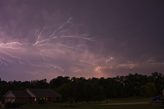 Angry Missouri Sky (Serrator) Tags: sky storm clouds missouri lightning