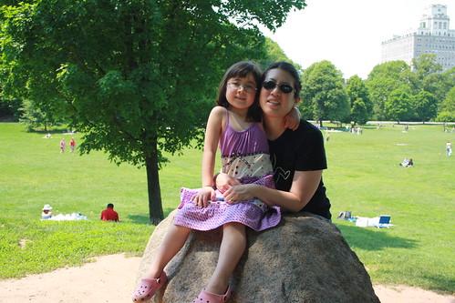 In Prospect park