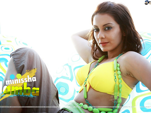 Minissha Lamba wallpaper