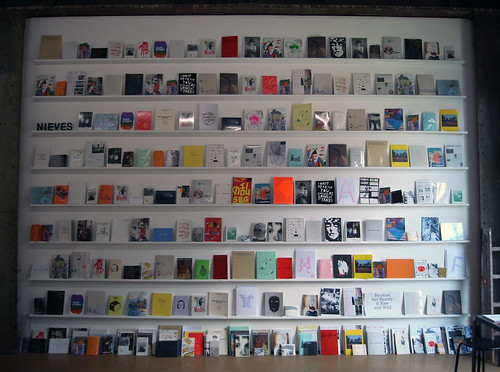 Neives Bookstore at Liste Basel 9; image held here