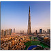 Burj Dubai : 6h11 am by DanielKHC