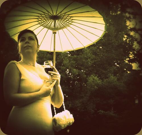 jessica parasol party