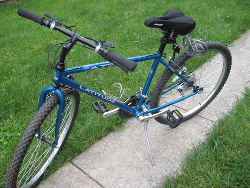 bike (by lauraloops)
