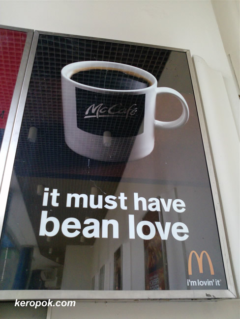 It must have bean love