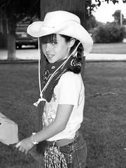 (HIRH_MOM) Tags: pictures park family trees girls summer portrait horse tree cute nature girl beautiful smile kids portraits fun costume kid pretty play daughter smiles megan style az rodeo cowgirl summerfun 2009 bullriding prettygirl treeclimbing funinthesun mybeautifuldaughter cowgirlcostume photosbykathleen photographybykathleen