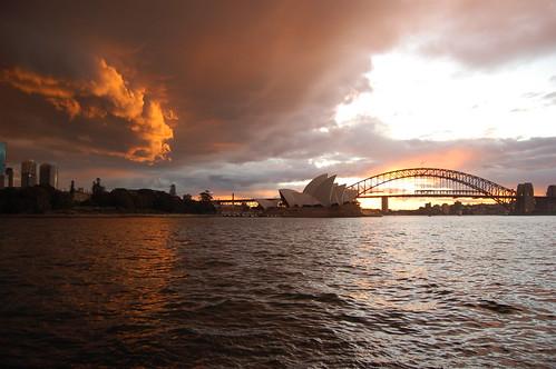 Australia: Llegada a Sydney