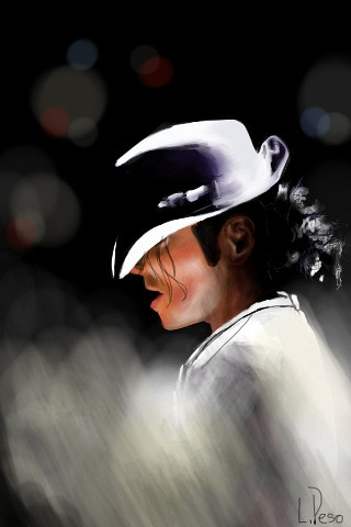Michael, the legend by Luis Peso