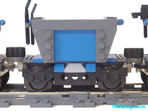 Flickriver: Photoset 'LEGO MOC - Dwarf Mining Train' by MOClug