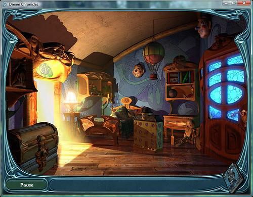 03 Lyra's Room