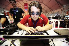 Campus Party Valencia 2009 (Pixel y Dixel) Tags: party valencia campus 2009 campusparty cparty cparty09