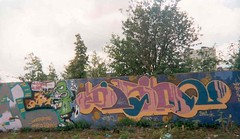 dism63 (Metroburner) Tags: newcastle graffiti
