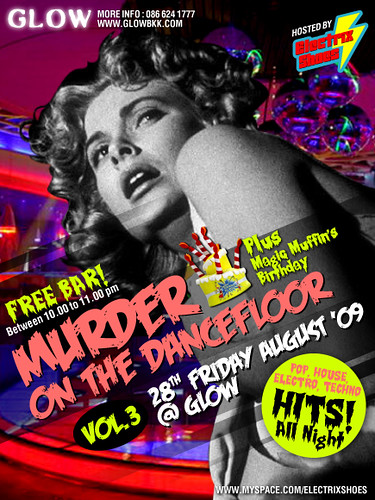 Murder on the dance floor VOL 3. plus Magic Muffin's Birthday