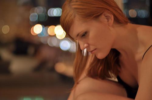 フリー画像| 人物写真| 女性ポートレイト| 白人女性| 横顔|       フリー素材|