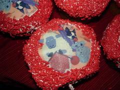 bob tree cupcake