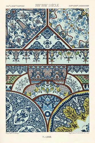 025-Ornamentos policromados siglos XVII y XVIII-2-Das polychrome Ornament…1875