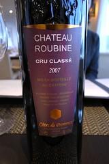 2007 Château Roubine, Classique Rouge