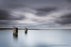 Torness Bay (Azzmataz) Tags: longexposure sea seascape water scotland big long exposure explore lee stopper torness anthonyhallphotography wwwanthonyhallphotographycom