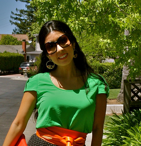 fashion moda estilo streetstyle orangebelt palazzopants flordemariafashion wwwflordemariafashioncom flordemariarivera pantalonespalazzo