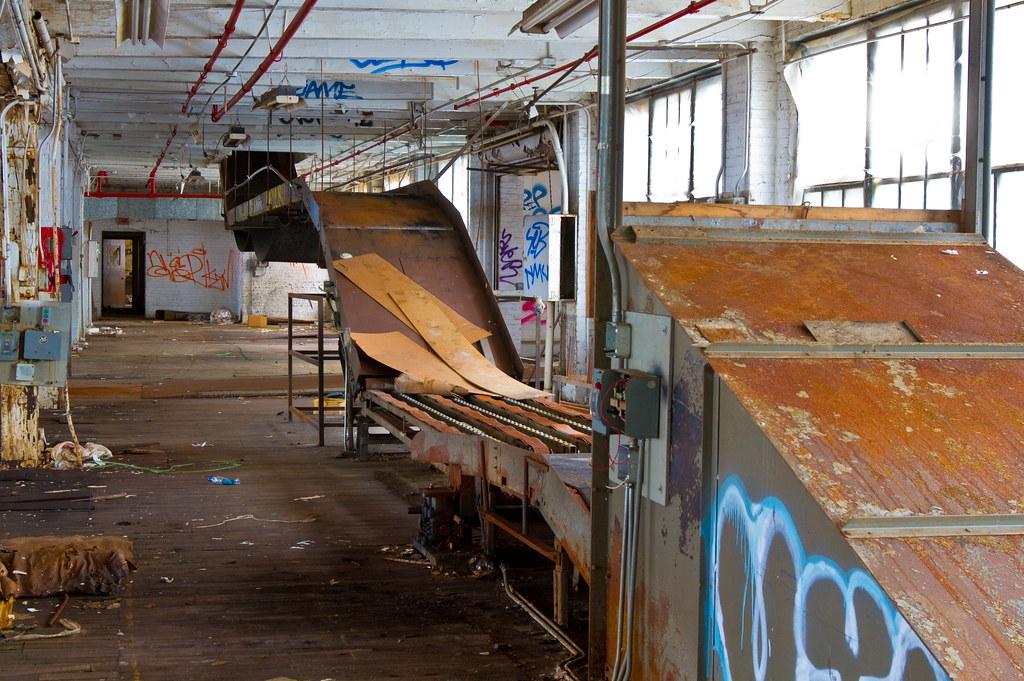 conveyor belt level one - #3/4